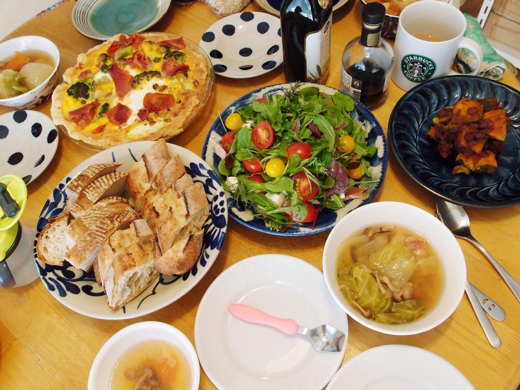 お誕生日会の手料理