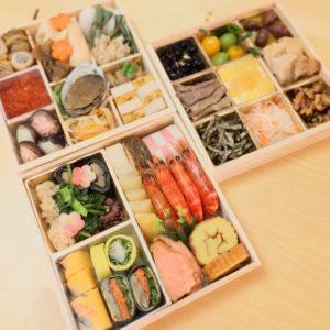 高島屋のお節料理「錦」